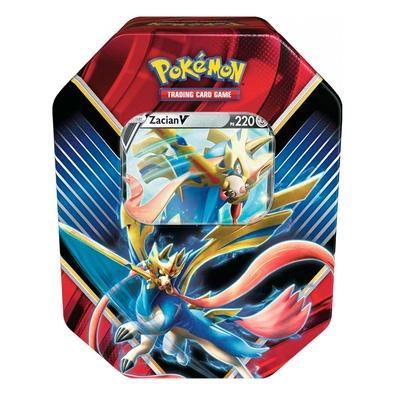Lata Pokémon Zacian V, Lendas de Galar - 90924