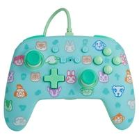Controle Power A para Nintendo Switch EnWired Controller Animal Crossing New Horizons - 1518388-01