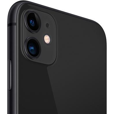 iPhone 11 Preto, 128GB - MHDH3BZ/A