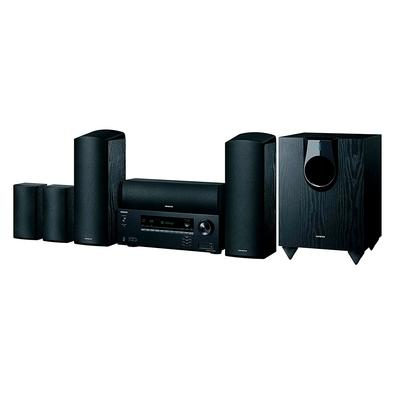 Home Theater Onkyo, 5.1.2 Canais, 4K, Bluetooth, Dolby Atmos, Zona B- HT-S5910