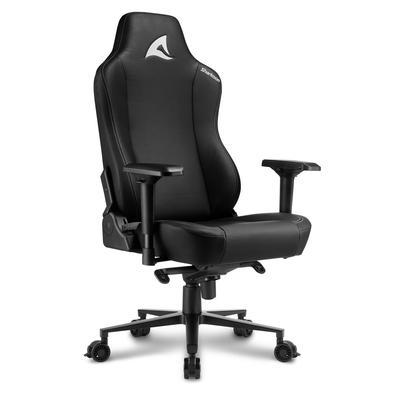 Cadeira Gamer Sharkoon Skiller SGS40, 150kg, Braço 4D, Preto