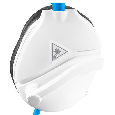 Headset Gamer Turtle Beach Recon 70P, Compatível com PS4 PS5 PC Xbox One Nintendo Switch e Mobile, Drivers 40mm, Branco - TB70PP0004