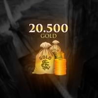 Gift Card Perfect World - 20.500 Gold