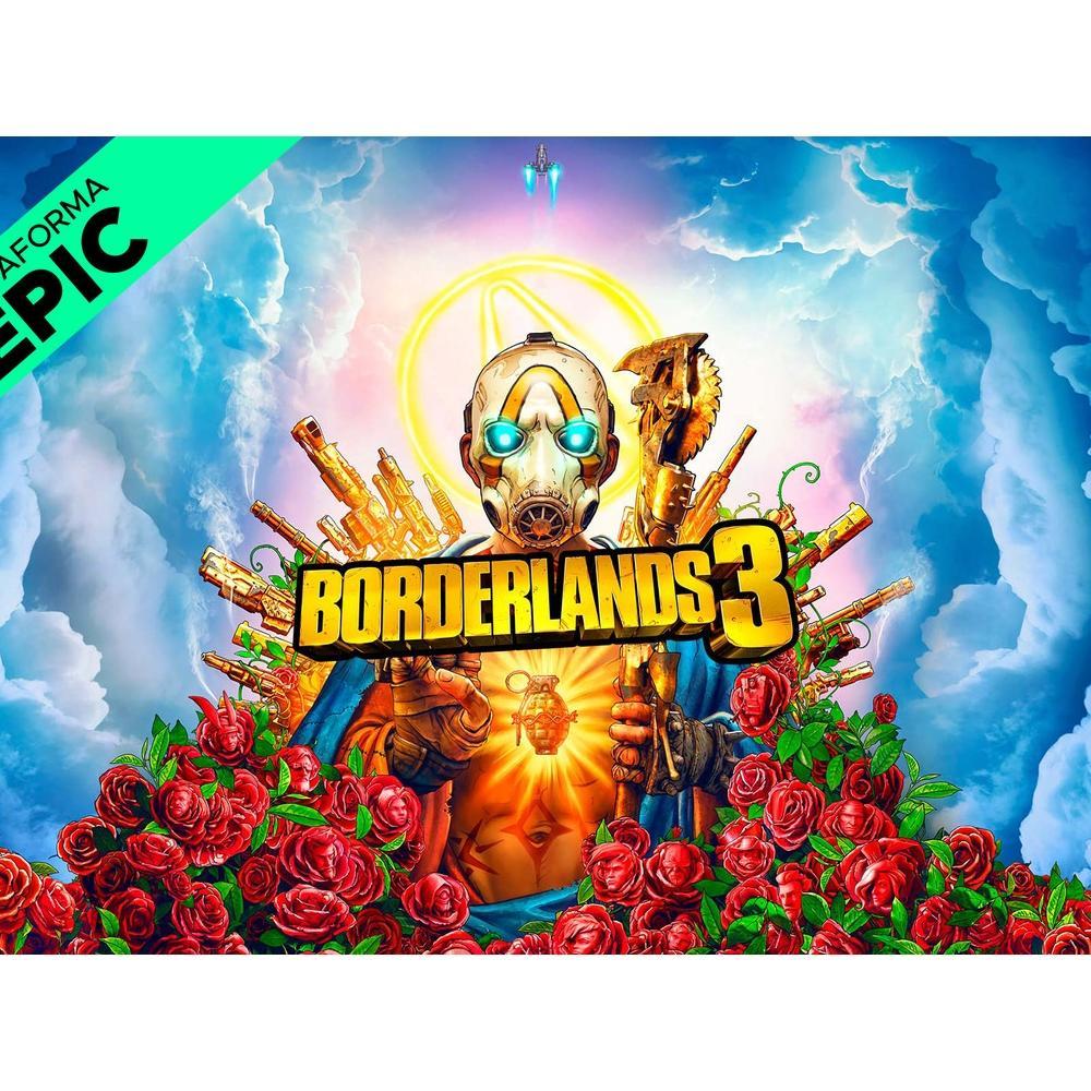 Gift Card Digital Jogo Borderlands 3 para PC, Epic - Digital para Download3 (Epic)