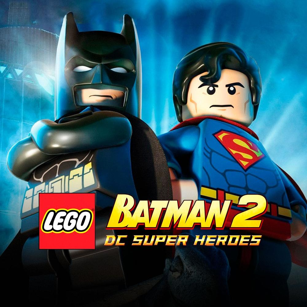 Jogo LEGO Batman 2: DC Super Heroes para PC, Steam - Digital para Download