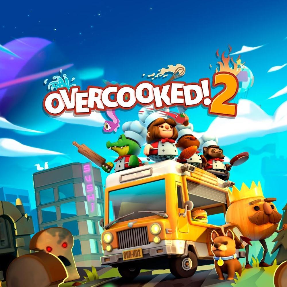 Jogo Overcooked! 2 para PC, Steam - Digital para Download
