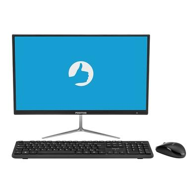 Computador All In One Positivo Union C4500A-21, Intel Celeron Dual Core, 4GB, 500GB, 21.5´ Full HD, Windows 10 Home - 1702190
