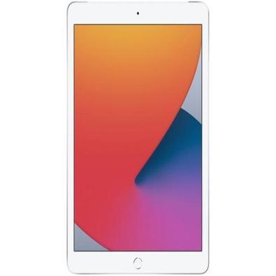iPad Apple 8a Geração 32GB, WI-FI/4G, Prata - MYMJ2BZ/A