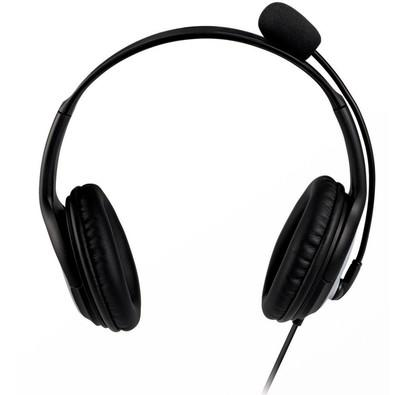 Headset  LifeChat Microsoft, USB 2.0, com Microfone - LX-3000 JUG-00013