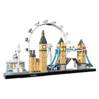LEGO Architecture - Londres, 468 Peças - 21034