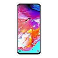 Usado: Samsung Galaxy A70, 128GB, Preto, Bom