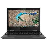 Chromebook Lenovo 300e Chrome Gen2, Intel Celeron N4020, 4GB, 32GB EMMC, 11.6´, HD Multitouch, Google Chrome OS, Preto - 81MB0028BR