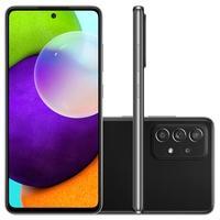 Smartphone Samsung Galaxy A52, 128GB, 6GB RAM, Oct..