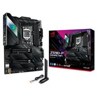Placa Mãe Asus ROG STRIX Z590-F GAMING WIFI, Intel Socket LGA1200, ATX, DDR4, RGB Aura Sync - 90MB1630-M0EAY0