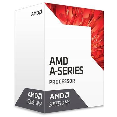 Processador AMD A12-Series, Cache 2MB, 3.1GHz (3.8GHz Max Boost), AM4, Radeon R7 Series - AD9800AHABBOX