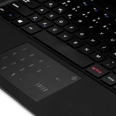 Notebook Ultra Pentium, 4GB 500GB HDD, 14´, Windows 10 Preto - UB322