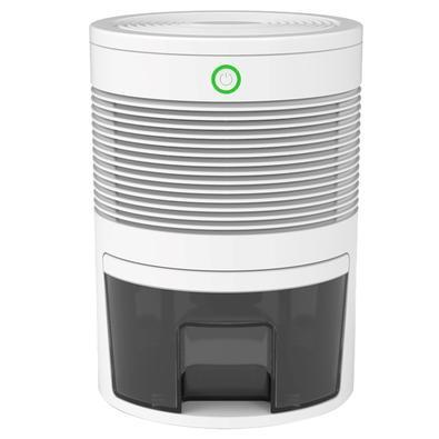 Desumidificador de Ar Relaxmedic Drysec, até 600ml, Luz Indicatória, Desligamento Automático, Bivolt, Branco/Cinza - RM-DA3000A