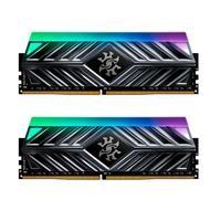 Memória XPG Spectrix D41, RGB, 32GB(2x16GB), 3200MHz, DDR4, CL16, Cinza - AX4U320016G16A-DT41