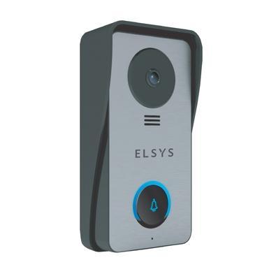 Vídeo Porteiro Elsys ESL-VPC43, Cabeado com Terminal Externo e Monitor Gen.2 - 998901346320