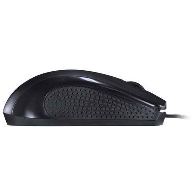 Combo Teclado + Mouse Dynamic Vinik, USB, ABNT2, 1000DPI, Preto - CD100