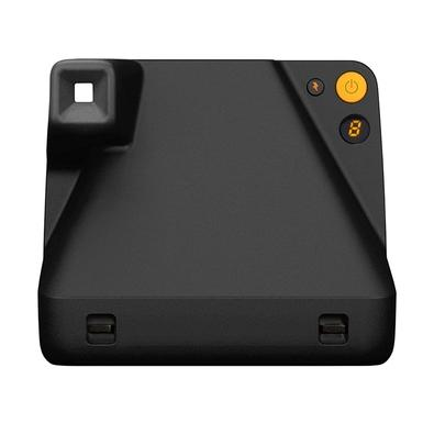 Câmera Fotográfica Polaroid Now com Impressão Instantânea, Preto - 9028