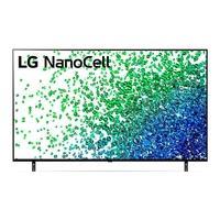 Smart TV LG 65´ 4K NanoCell 65NANO80, 4x HDMI 2.0, Inteligência Artificial, ThinQAI Smart Magic, Google Alexa - 65NANO80SPA