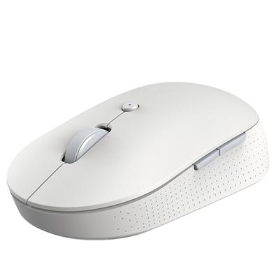 Mouse Sem Fio Xiaomi, 1300DPI, Sensor Laser, Ergonômico e Ultra Silencioso, Branco - XM502BRA