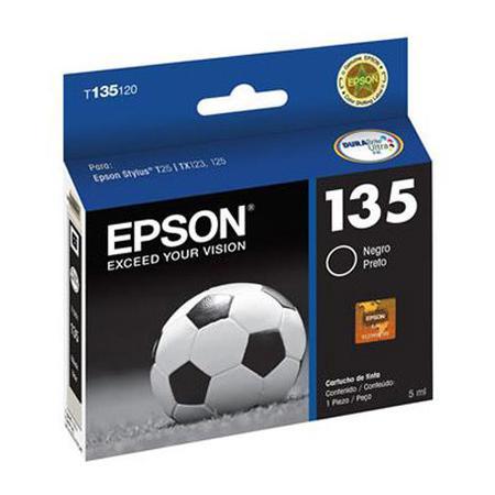 Cartucho de Tinta Epson 135 Preto T135120