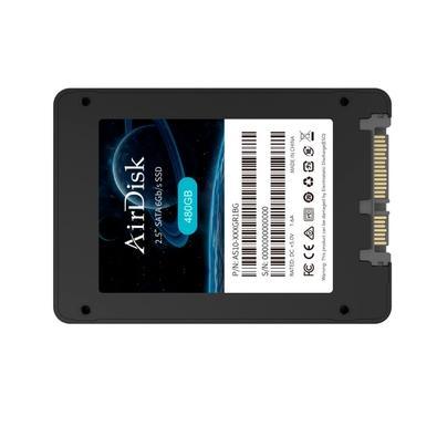 SSD AirDisk 480GB, 2.5´, SATA III, Leitura: 550 MB/s e Gravação: 480 MB/s - AS10-480GR1BG