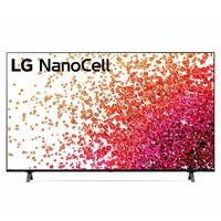 Smart TV LG 55´ 4K NanoCell, 3x HDMI 2.0, Inteligência Artificial, ThinQAI, SmartMagic, Google Alexa - 55NANO75SPA