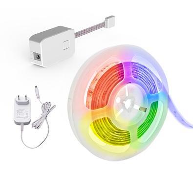 Fita LED Smart AGL WiFi 2 Metros, Compatível com Alexa, Siri e Google, Verso Auto Adesivo - 1106110