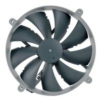 Cooler FAN Noctua, 140mm, Cinza/Preto - NF-P14r redux-1500 PWM