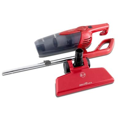 Aspirador de Pó Britânia Dust Off BAS1250 2 em 1, 1250W, 127V, Vermelho - 64901061