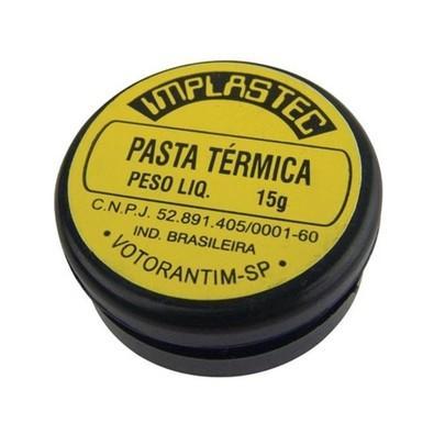 Pasta Térmica Implastec 15g 6155 - 2484