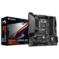 Placa Mãe Gigabyte B560M Aorus Pro (rev. 1.0), Intel LGA1200, Micro ATX, DDR4, RGB - B560M AORUS PRO