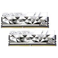 Memória G.Skill Trident Z Royal Elite, RGB, 16GB (2x8GB), 3600MHz, DDR4, CL16, Prata - F4-3600C16D-16GTESC