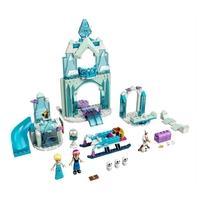LEGO Disney Princess - O País Encantado do Gelo de Anna e Elsa, 154 Peças - 43194
