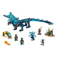 LEGO Ninjago - Dragão da Água, 737 Peças - 71754