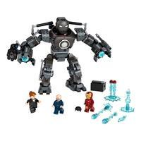 LEGO Super Heroes - Iron Man: A Ameaça de Iron Monger, 479 Peças - 76190