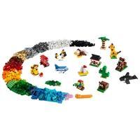 LEGO LEGO Classic - Ao Redor do Mundo, 950 Peças - 11015