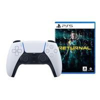 Controle Sem fio PS5 DualSense + Jogo Returnal PS5