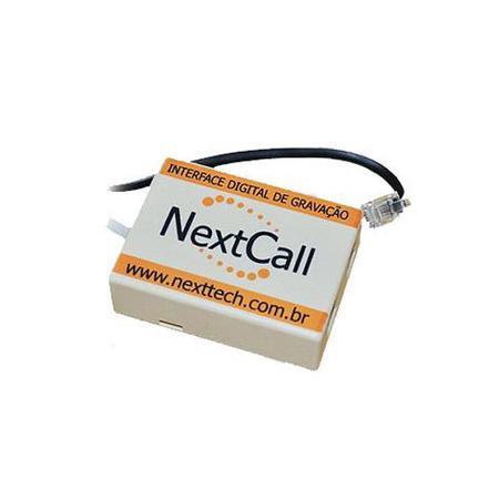 Gravador Telefonico NextCall Digital Automático USB - NXC USB