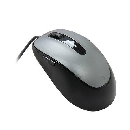 Mouse Óptico Microsoft Comfort 4500 USB - 4FD-00025 Cinza/Preto