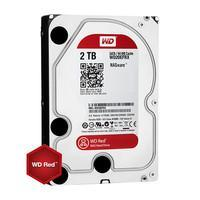 HD WD Red NAS, 2TB, 3.5´, SATA - WD20EFRX