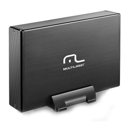 Gaveta Multilaser p/ HD 3.5´ C/ Cooler - GA119