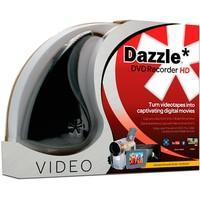 Dazzle Dispositivo de Captura e Edição de Vídeo DVD Recorder HD - DVCPTENAM