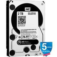 HD WD Black Performance, 2TB, 3.5´, SATA - WD2003FZEX