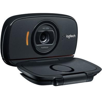 WebCam Logitech C525 HD 720p 30fps Rotação 360 Graus