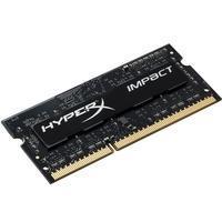Memória HyperX Impact, 4GB, 1600MHz, DDR3, Notebook, CL9, Preto - HX316LS9IB/4