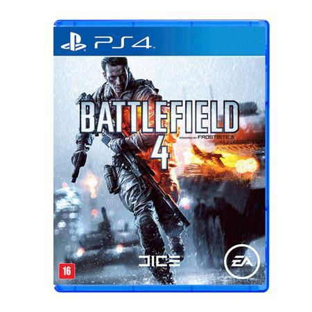 Game Battlefield 4 PS4